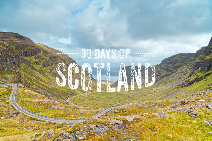 Day 1- Welcome to 30 days of Scotland