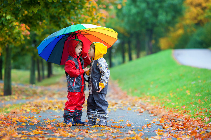 Wet weather days out for October half term