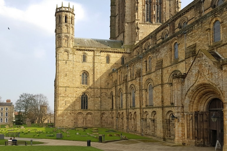 Durham Cathedral a filming location for Avengers Infinity War