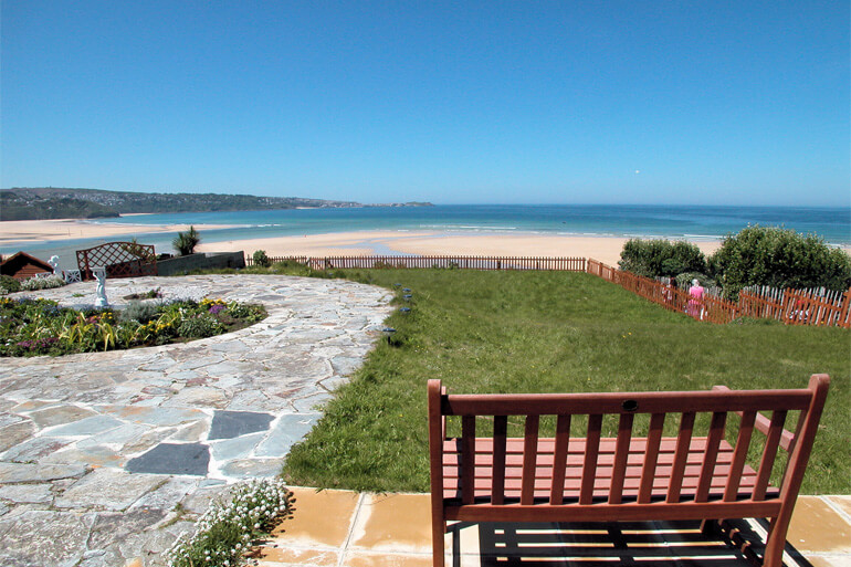 Where to stay in Cornwall for amazing sea views