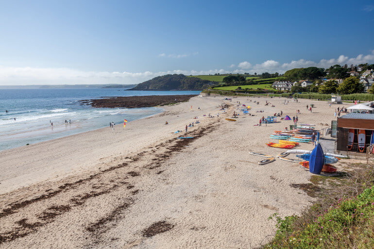 Top accessible beaches in Cornwall