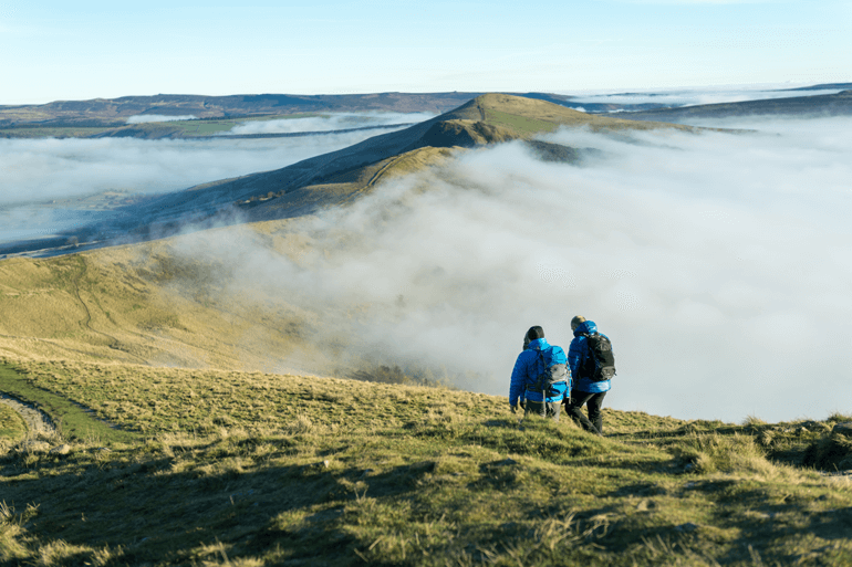 Mountain walks in National Parks for an adventure