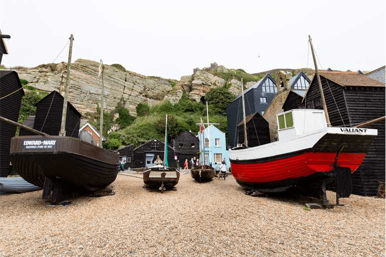 Free days out in Sussex