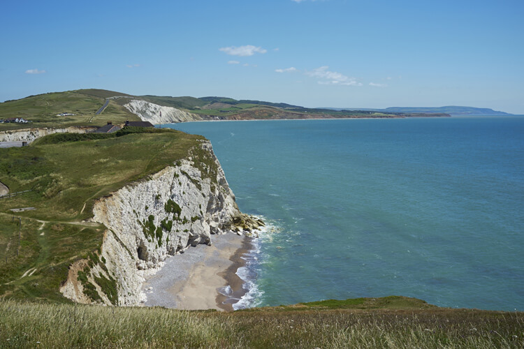 Coastal walks on the Isle of Wight