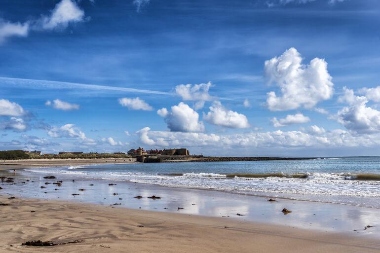 Coastal walks in Northumberland