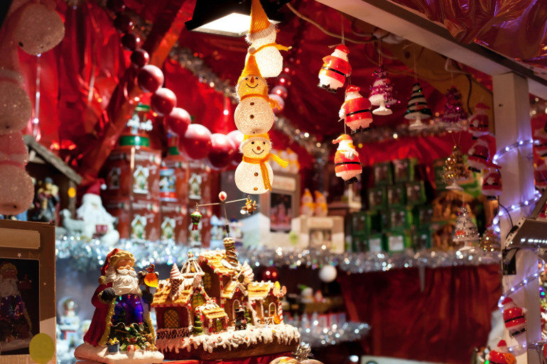 Top Christmas markets in the UK