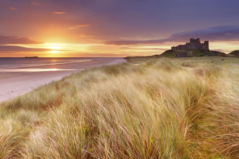 10 of the best beaches in Northumberland