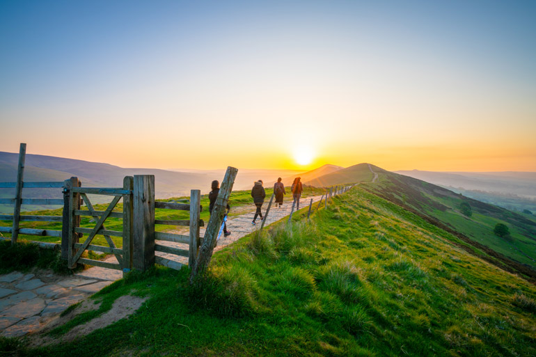 Our favourite walks in the Peak District