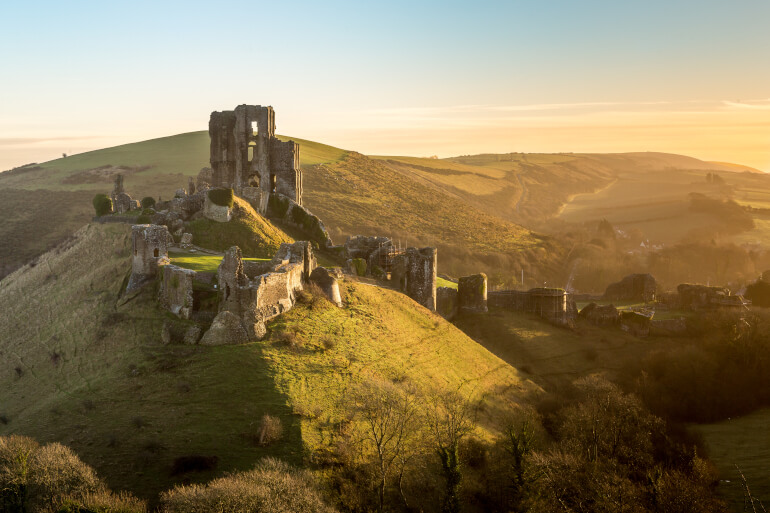 The best National Trust places to visit in Dorset