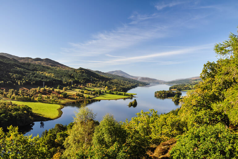 12 breathtaking lochs in Scotland