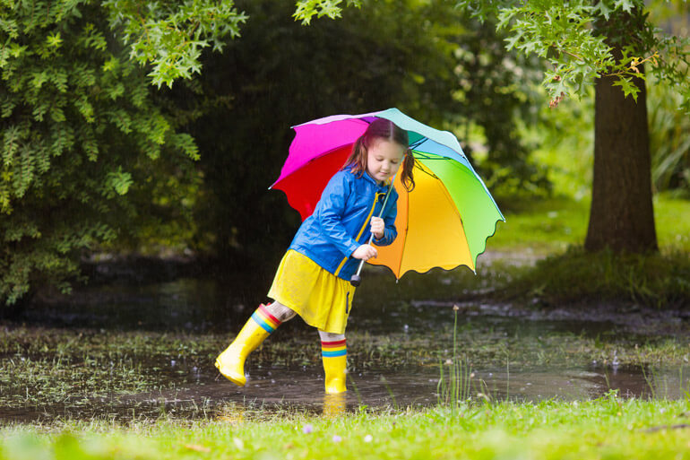 Ten things to do with kids on a rainy day in the New Forest