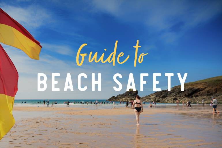 Top beach safety tips for visiting the UK coast this summer