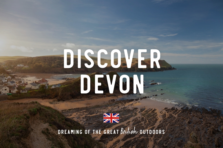 Dreaming of the great Devon outdoors