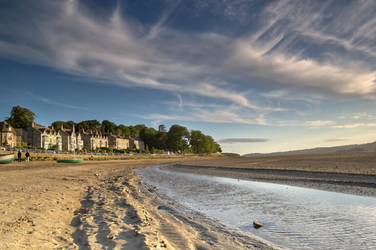 10 of the best beaches in Cumbria & the Lake District