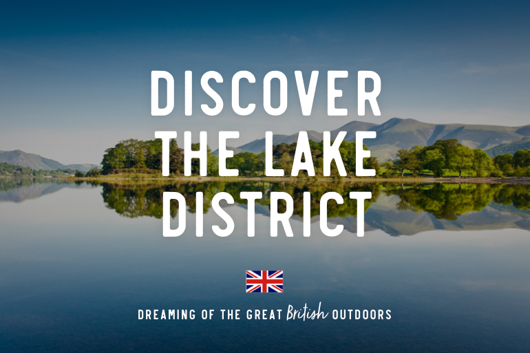 Dreaming of the great Lake District outdoors