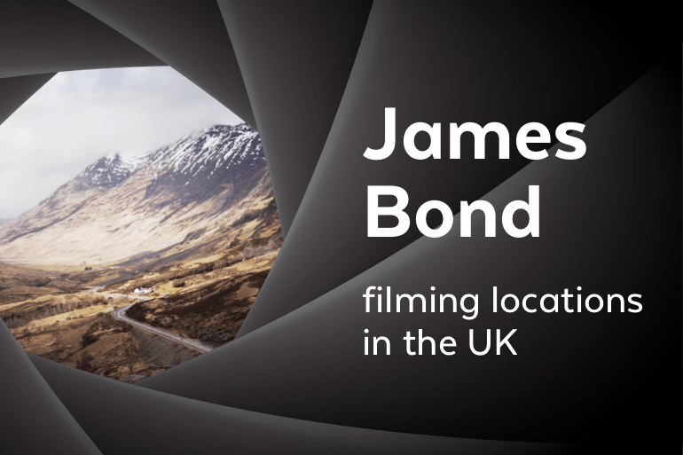 Top UK filming locations from James Bond
