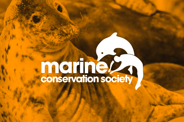 Proudly supporting the Marine Conservation Society