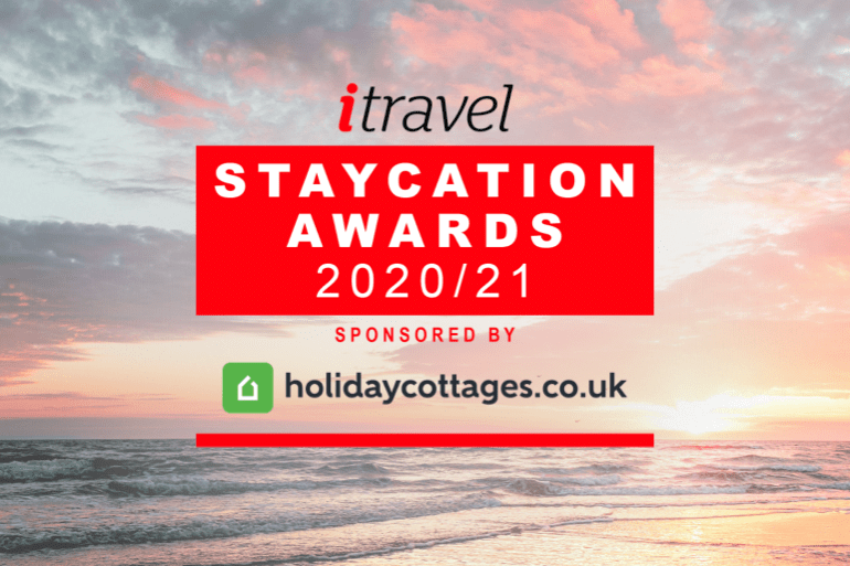 itravel Staycation Awards 2020/21: Vote for your favourite UK staycations