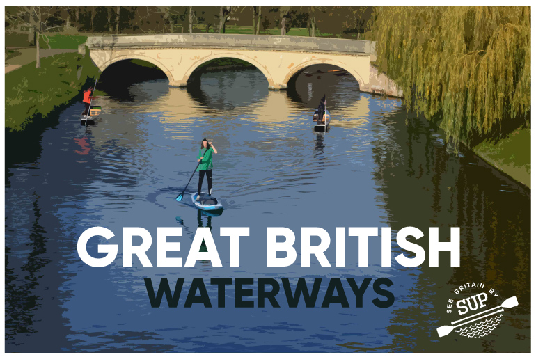 See Britain by SUP: the best places to paddleboard