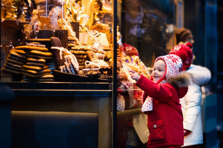 Top 10 places to spend Christmas in the UK