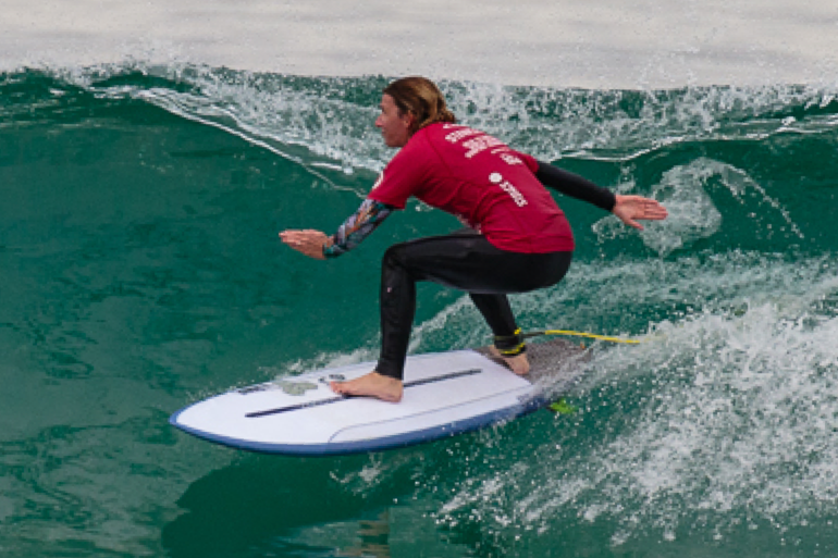 Why you should give surfing a go this year
