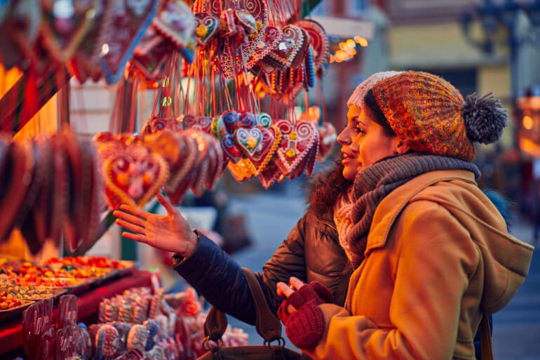 12 top Christmas markets in the UK