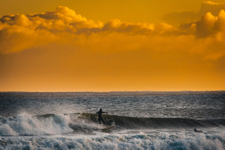 The best places to go surfing in Yorkshire
