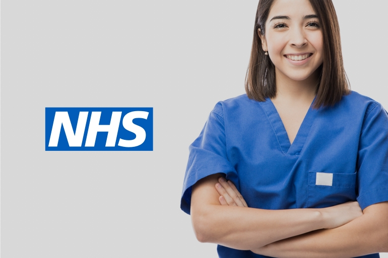 Proud to be a part of the NHS Homes scheme