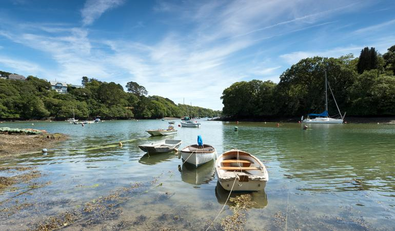 River Fal, Cornwall