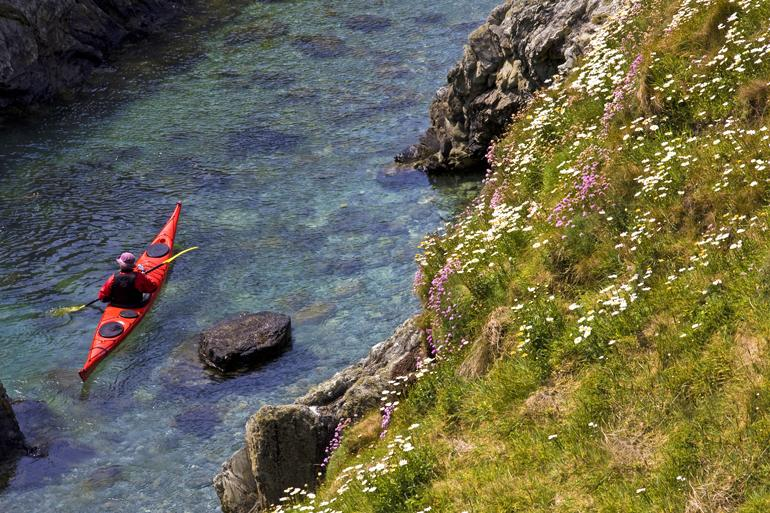 Best places for kayaking and canoeing in the UK
