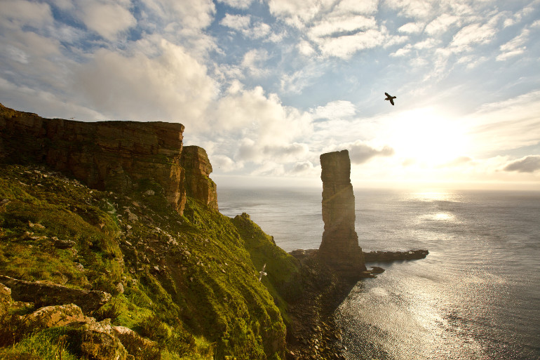 Scotland's most inspiring places to visit on holiday