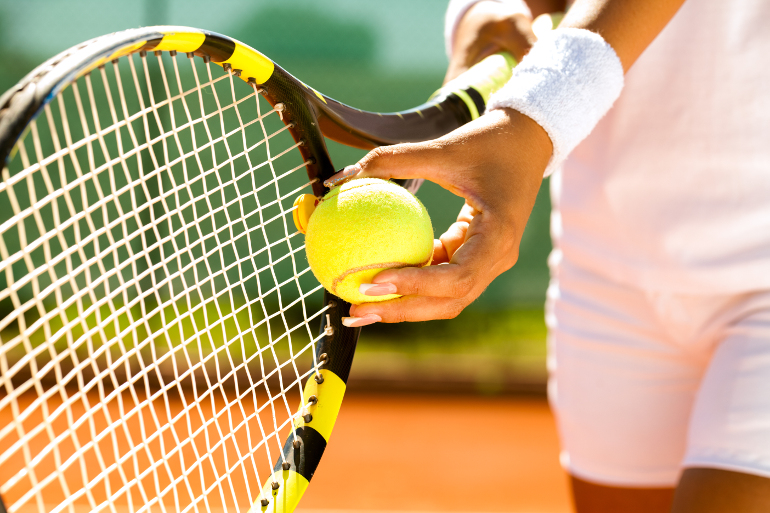 Anyone for tennis? Our best holiday homes with tennis courts