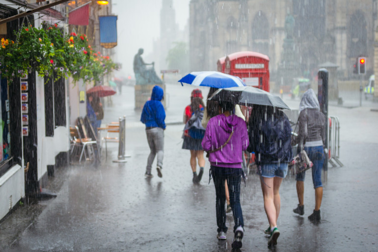 Ten things to do with kids on a rainy day in Scotland