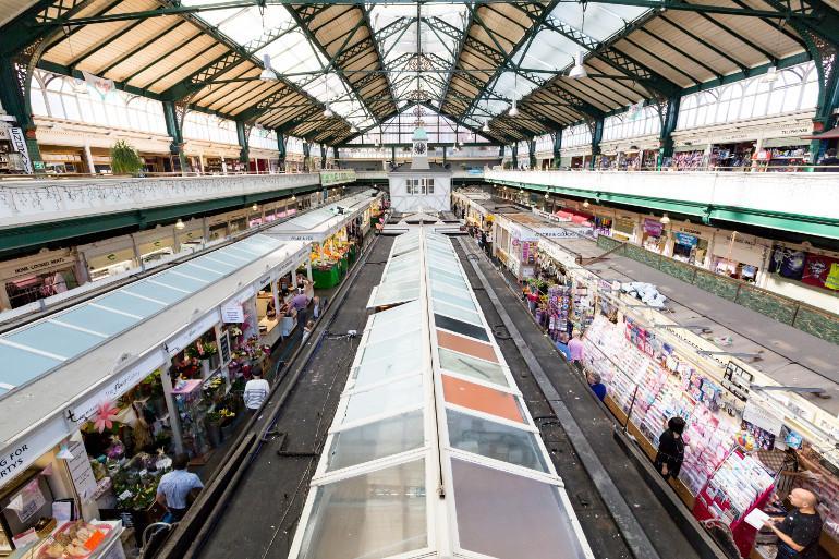 Riverside Market Cardiff