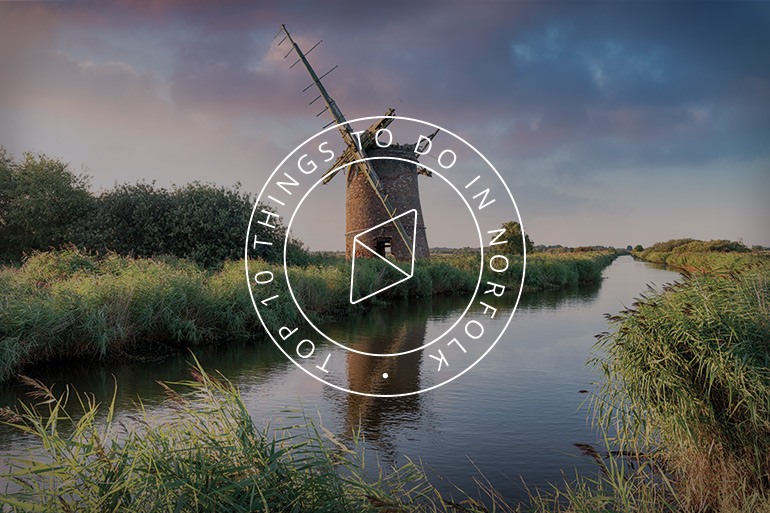 Top 10 things to do in Norfolk