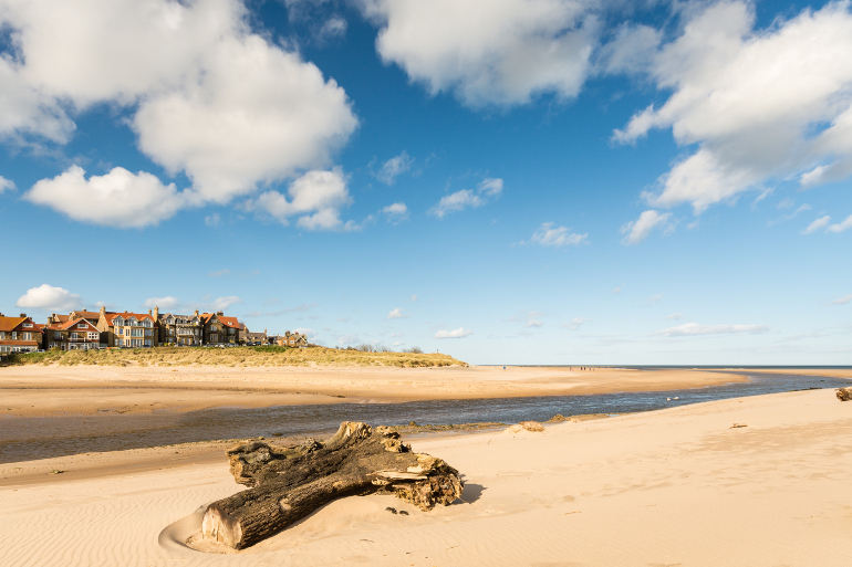 The best towns and villages to visit on the Northumberland coast