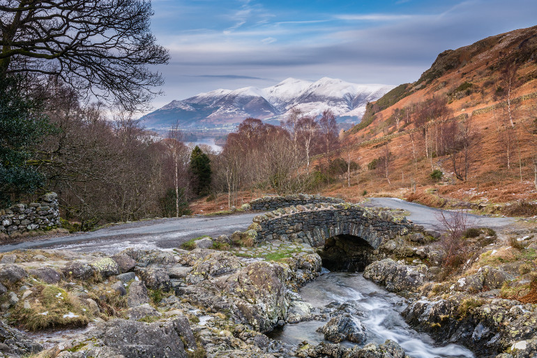 Top 10 winter walks in the UK