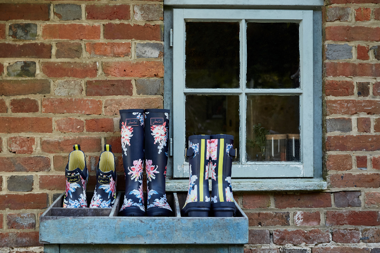 The Joules Welly Guide – perfect for weekend walks and half term getaways