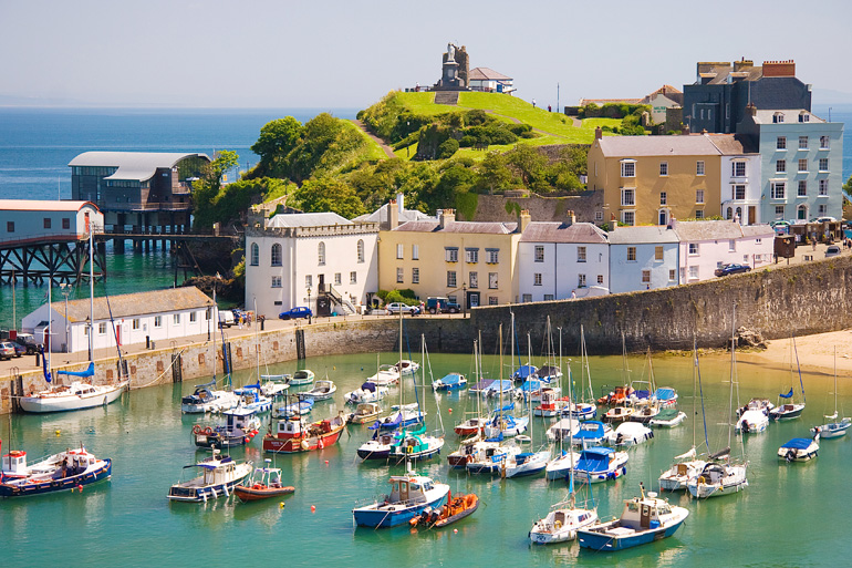 10 of the best places to stay in Wales