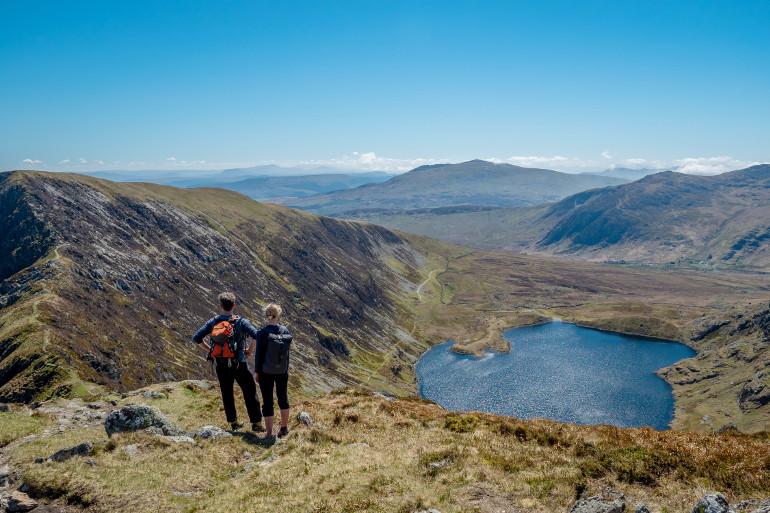 Honeymoon in Snowdonia