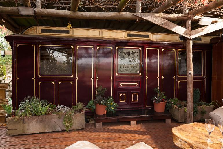 A showstopping carriage in Sussex