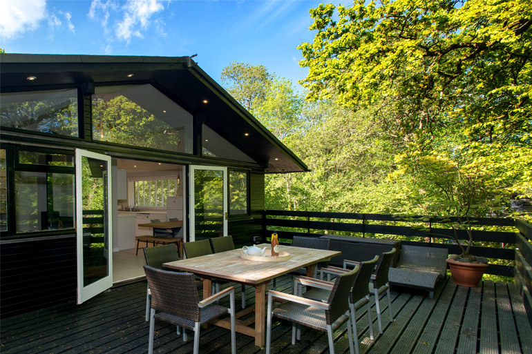 Luxury holiday cottages with the wow factor
