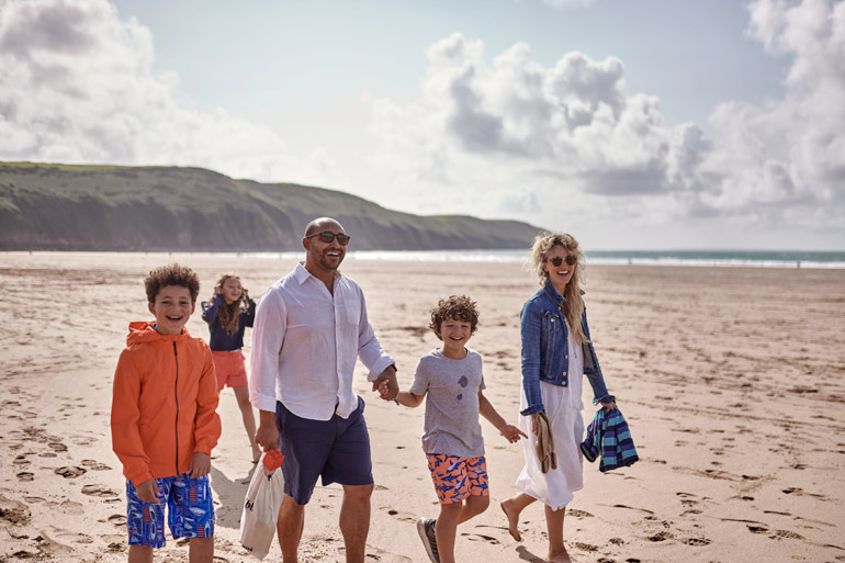 A beach day with a difference: alternative beach activity ideas