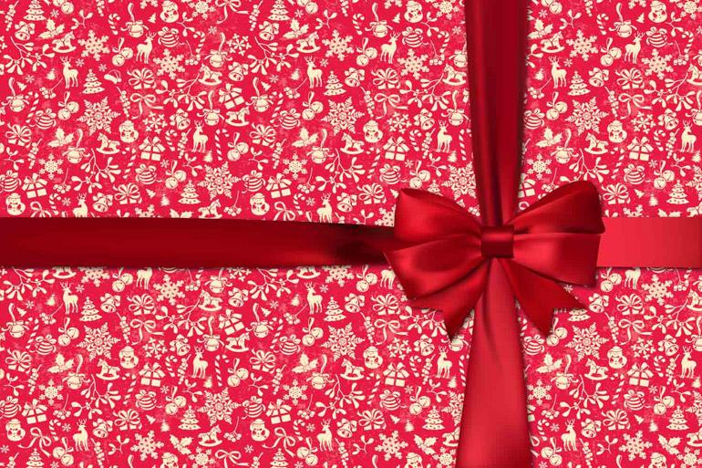 Christmas brainteaser: Help Santa find his hat!
