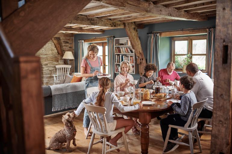 Cottages for multi-generational families