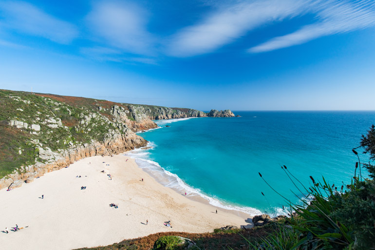 Why Cornwall is good for the soul