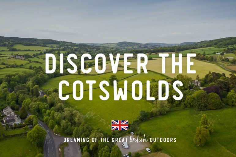 Dreaming of the great Cotswolds outdoors
