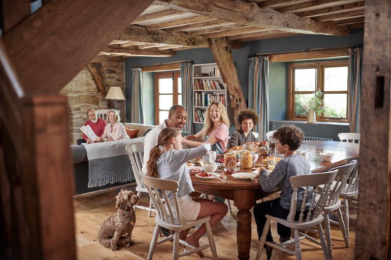 Family-friendly holiday cottages
