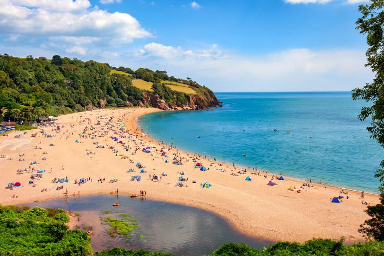 Honeymoon in Devon