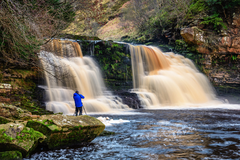 Explore these wonderful waterfalls in Northumberland